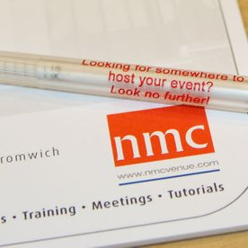 nmc venue stationary